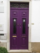 I found a new front door colour for my friend Françoise!!