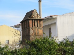 This old chimney has certainly a tale or two to tell.