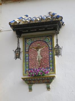 Religious shrine