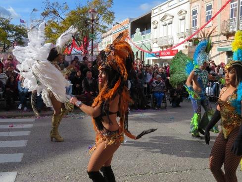 Music and dancing........quite invigorating.
