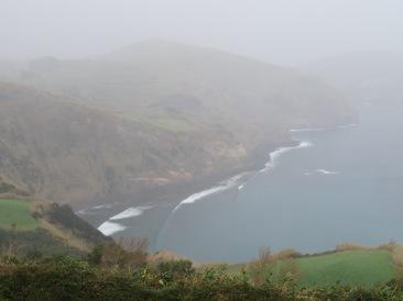 More misty scenery