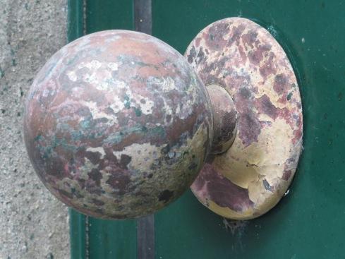What a glorious door knob.