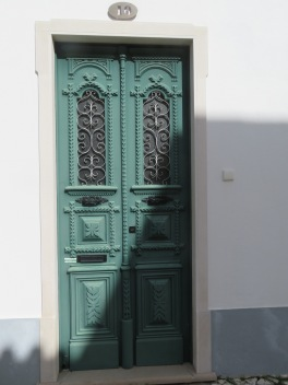 As did this wonderful old door. They have such character to me.