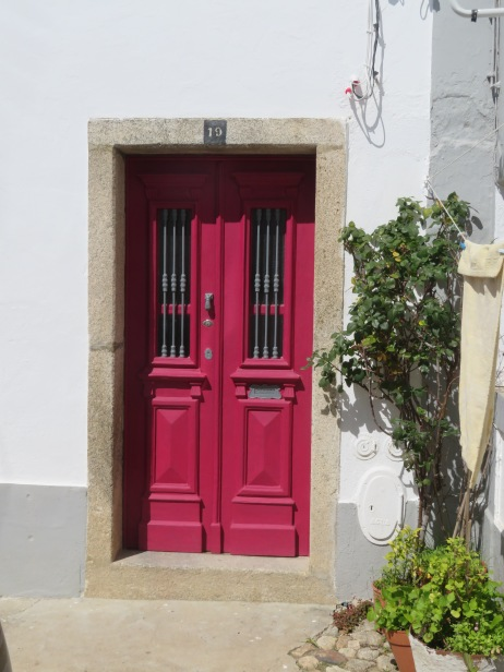 A beautiful door in Evora, we stopped for a couple of hours to walk about and eventually enjoy lunch.