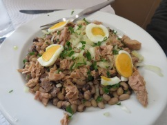 Bean and Tuna salad for Marc
