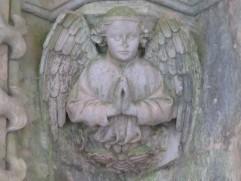 Detail on a pillar