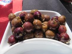 Amazing olives...simply amazing.