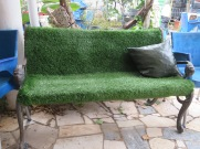 Now isn't this a great use of artificial grass!!!!