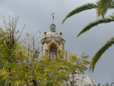 Another of the old churches which adorn the town.