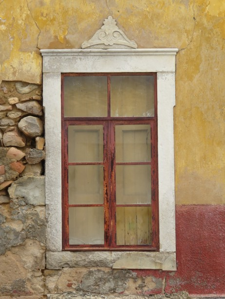 This old window caught my eye.