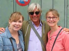 Kim, Randy and Eileen.