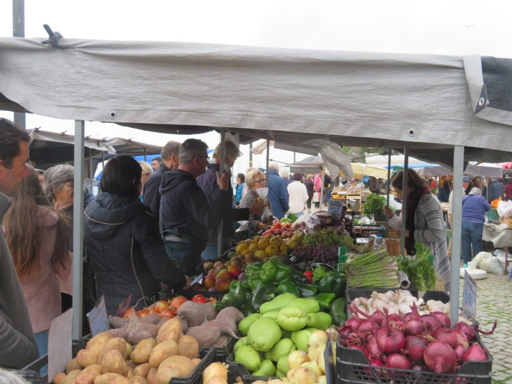 WE shopped at this vendor quite a bit last year and she seemed to have the best produce again today.