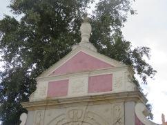 Part of the pousada.
