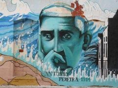 António da Encarnação Pereira a famous local poet.