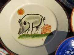 I love things related to the javali.......wild boar.