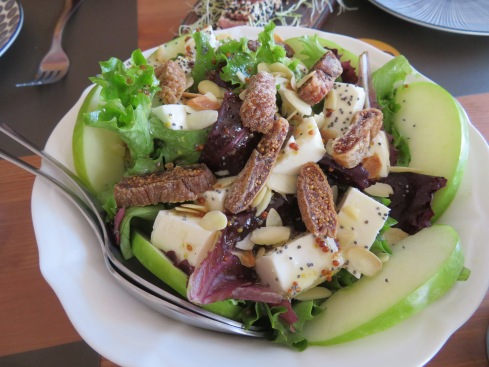 Marc and Diane shared this amazing salad.