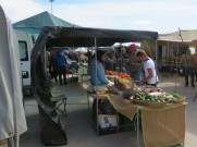 Another shot of the market