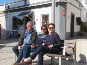 Marc, Diane and Lise......oh my, the trouble I am faced with with three francophones together!!