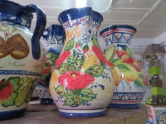 I know somebody who would love this poppy jug for her wine!!! Not to drink out of, although that is a possibility!!