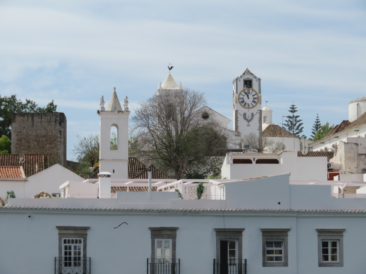 One of my favourite perspectives on Tavira.