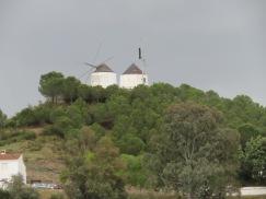 Sanlucar de Guadiana, on the Spanish side.
