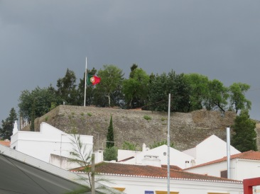 All Portuguese flags are at half mast in support of the people from Germany who were killed in the horrific bus crash in Maderia.