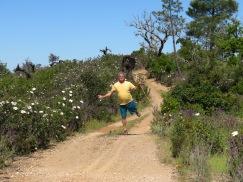 Hiking ballet!!!