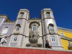 The Palacio Nacional da Pena
