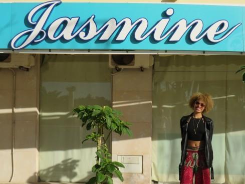 La belle Jasmine