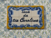 The house of my Aunt Carolina. I love it!