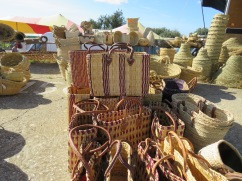 More baskets.........how I would love to purchase one of these but it's not functional for at home.