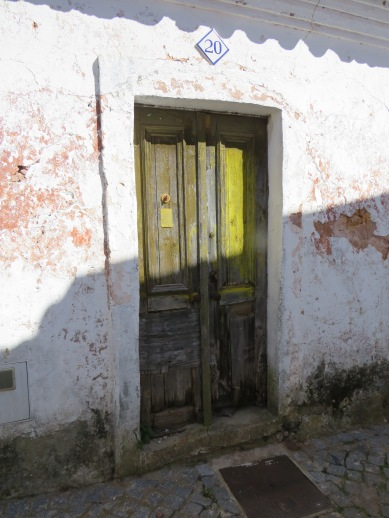 This old door speaks of history for me.