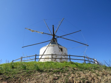 And finally, the windmill.