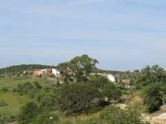 The very tiny, and virtually abandoned village of Torneiro. We saw one person only.