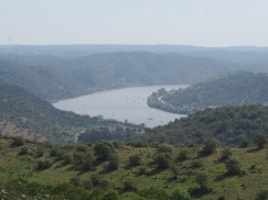 More of the Guadiana.